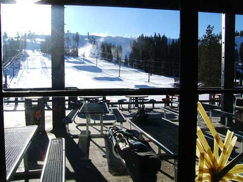 Boreal Mountain Resort.