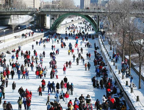 Ice skating rinks big outdoor winter fun solutioingenieria Choice Image
