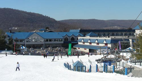 liberty ski resort review