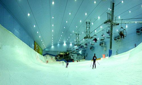 Ski Dubai Can You Buy Food There