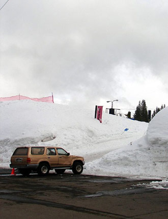 Soda Springs Ski Resort.